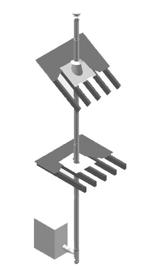 SSD - Vertical installation