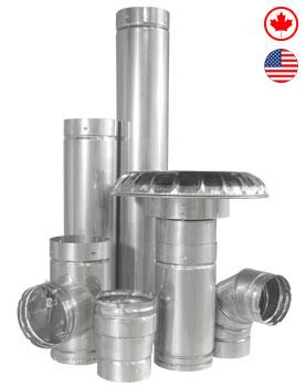 Tubinox Stainless Steel Liner